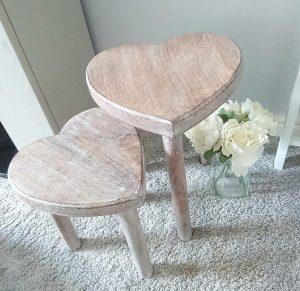 heart stools